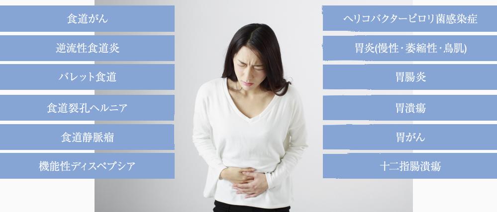 胃カメラ(胃内視鏡)検査とは